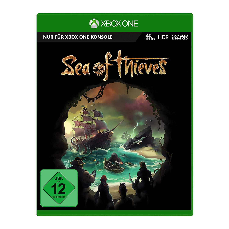 [Lokal Saturn München Stachus] State of Decay 2 und Sea of Thieves (Xbox One) für je 5€