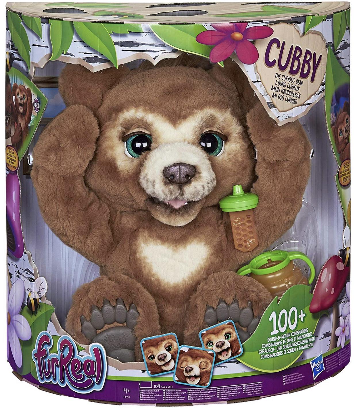 Cubby von FurReal