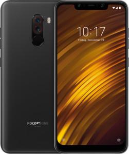 (Lokal Lörrach) Xiaomi Pocophone F1 Dual-SIM schwarz Smartphone 64 GB (expert villringer)