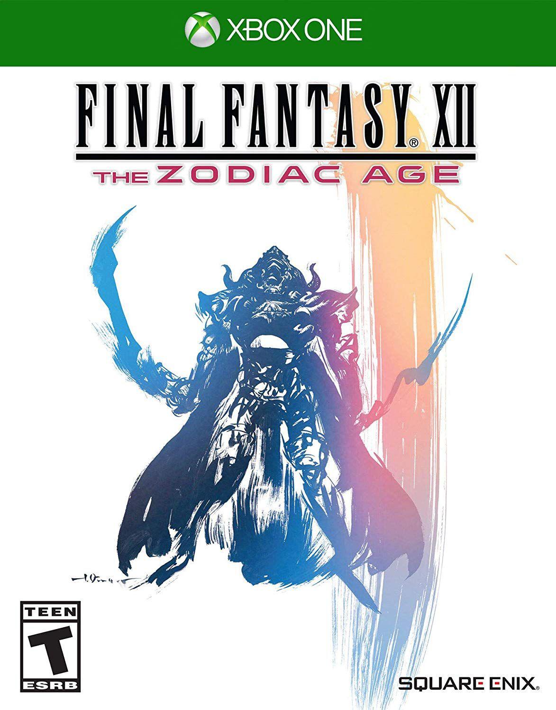 Final Fantasy 12: The Zodiac Age fur xbox one
