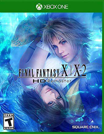 Final Fantasy X + X2 Remaster HD xbox one