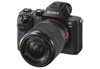 Sony Alpha 7 ii + 28-70mm Kit-Objektiv
