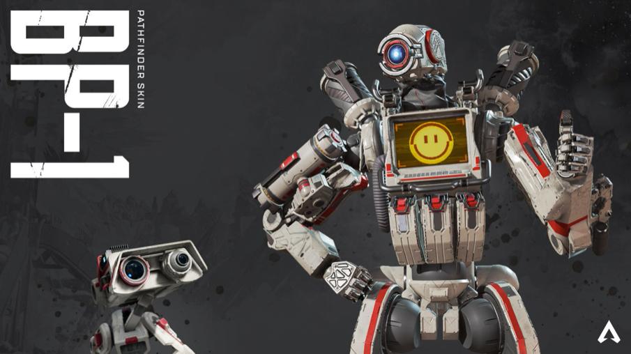 Apex Legends Pathfinder Skin