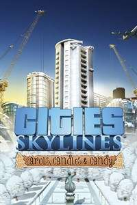 Cities Skylines - Carols Candles and Candy kostenloses Music DLC @ Microsoft Store