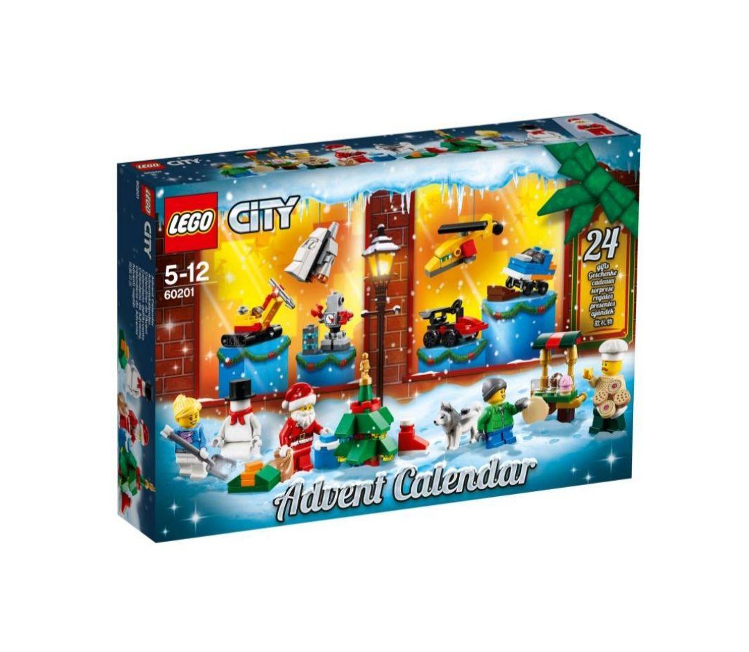 Lego Adventskalender 60201