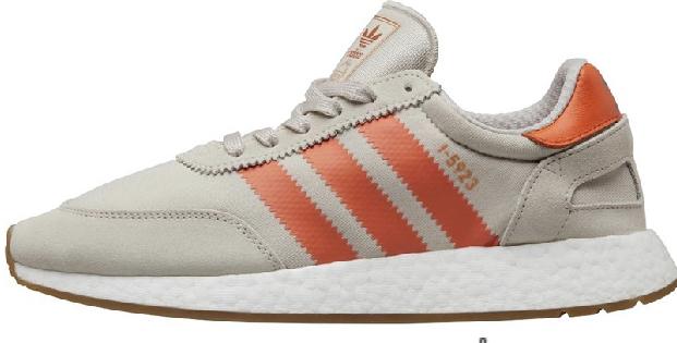 Adidas Iniki Runnder Sneaker I-5923 in Grau/Beige orange
