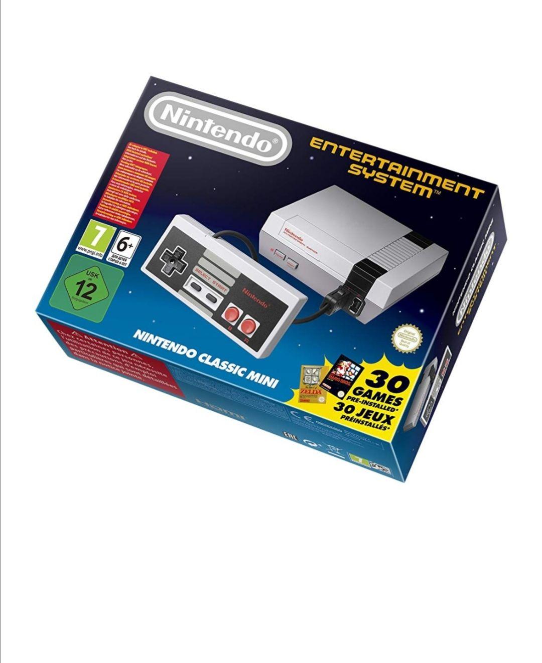 [Amazon] Nintendo Classic Mini für 49,99€