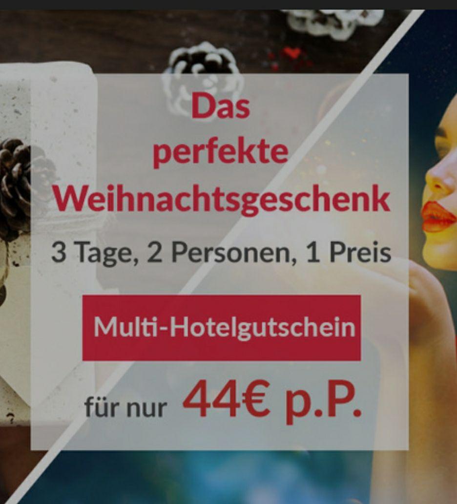 Animod 99ers Gutschein für nur 88€ - 3 Tage Kurzurlaub 2 Pers. inkl. Frühstück