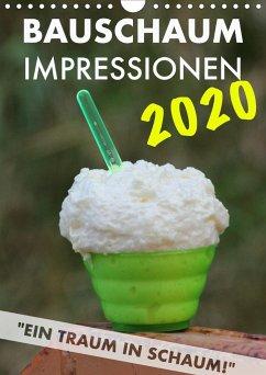 Bauschaum Kalender 2020 A4 für 14,39€