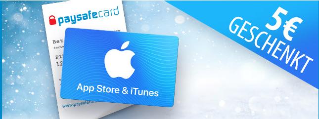 15€ iTunes Guthaben für 10€ (evtl. nur Bestandskunden?)
