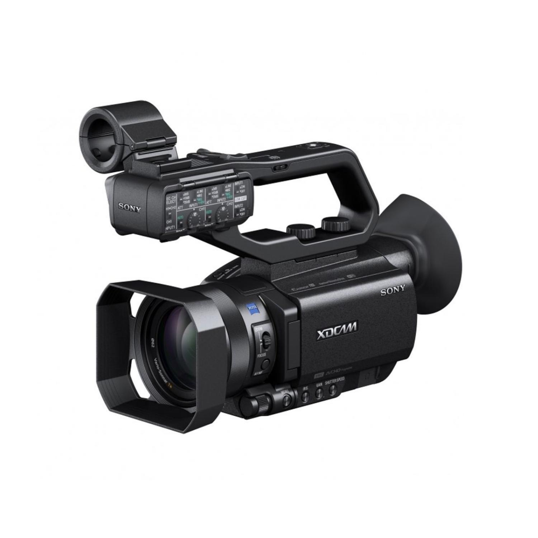 Sony PXW-X70/4K HD Prof. Camcorder inkl. 4K Upgrade | mit Cashback nur 1299,09€ | Kompakter XDCAM-Camcorder mit 12-fachem Zoomobjektiv