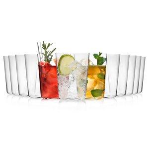 12 Trinkgläser aus Kristallglas für 19,99 statt 54,99
