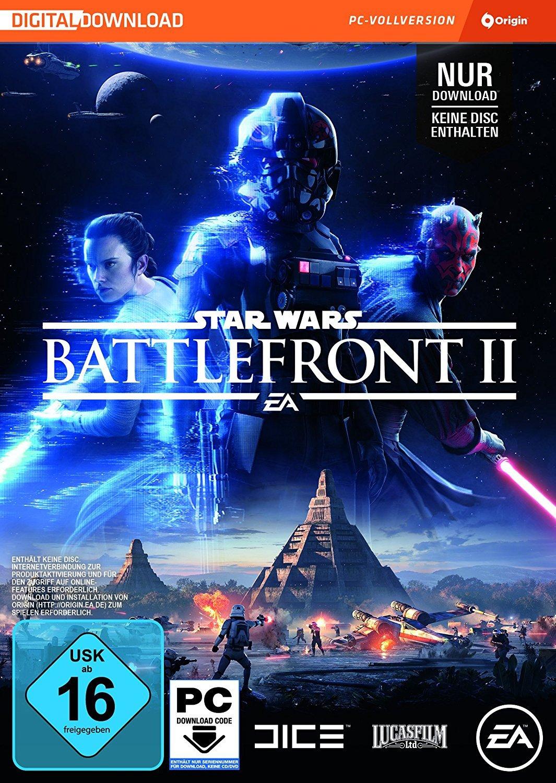 [Amazon Prime] Star Wars Battlefront 2 - Standard Edition | PC Download - Origin Code