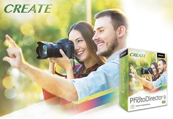 Cyberlink PhotoDirector 9 (PC) kostenlos