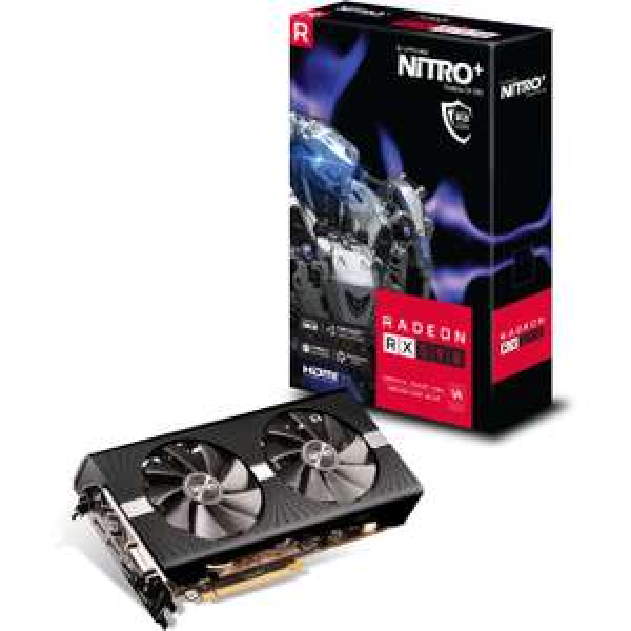Sapphire Nitro+ Radeon RX 590 8GD5 8GB GDDR5