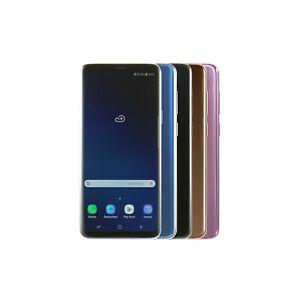 ebay Deutschland Samsung Galaxy S9+ Dual Sim 64GB Schwarz Blau Lila Händler DE gebraucht