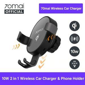 70Mai Car Wireless Charger 10W aus dem Xiaomi YouPin Universum, Versand aus Deutschland