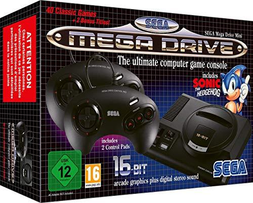 SEGA Mega Drive Mini für 58,71€ (Amazon ES)