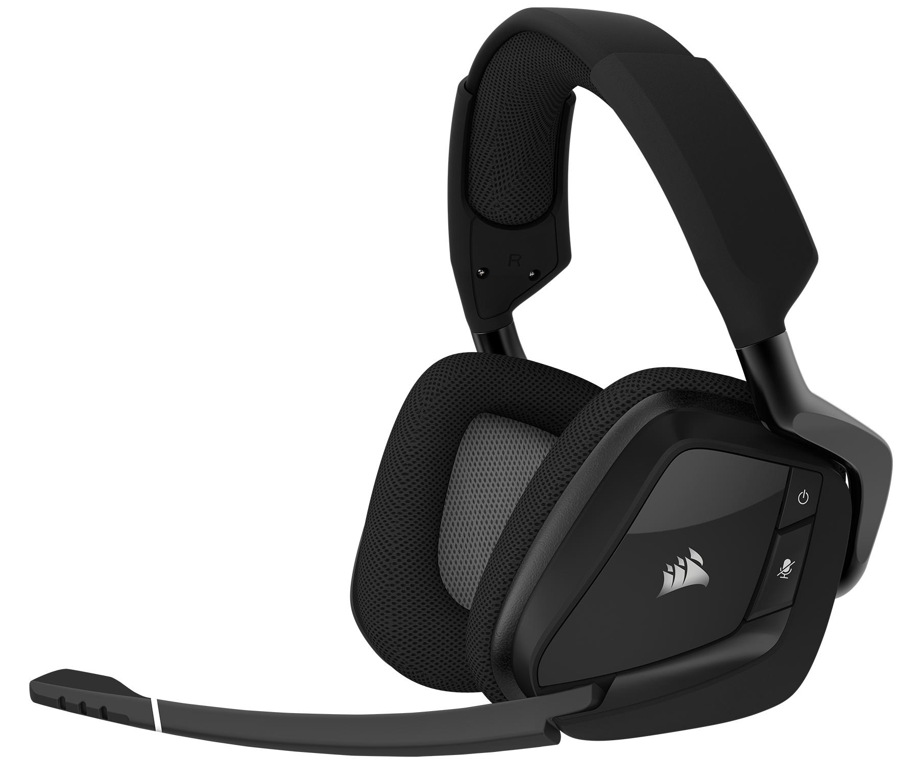 [Amazon.de] Corsair Void Pro RGB Wireless Gaming Headset (PC, Wireless, Dolby 7.1) schwarz