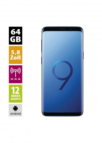 Samsung Galaxy S9 64GB Midnight Black *wie neu* im AfB-Shop