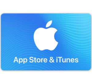 [eBay.com] Apple Itunes Giftcard 100$ für 85$ - über Paypal
