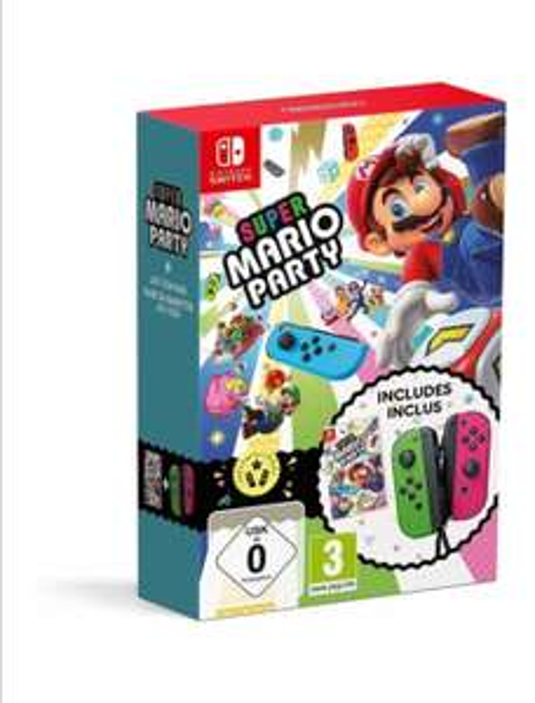 [Amazon]Super Mario Party Joy Con Set für 91,73€