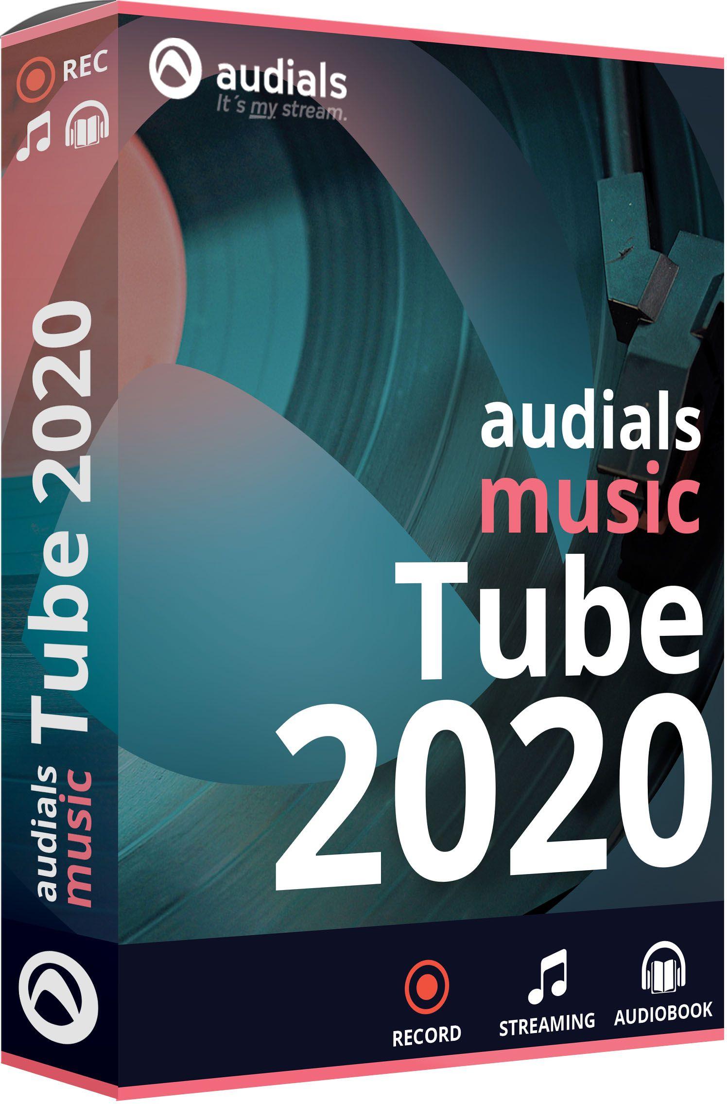 Audials Music Tube 2020 Vollversion kostenlos