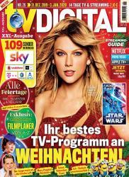 6 x TV Digital (XXL, Sky, etc.) Test-Abo für 8,50 € inkl. 10 € Gutschein (amazon, dm, JET)