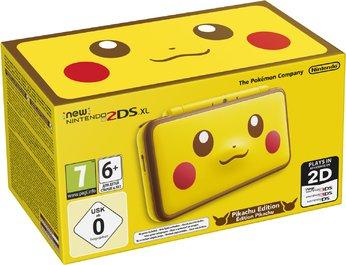 Nintendo New 2DS XL Konsole Pikachu Edition und Pokeball Edition je 77€ + 4,99€ Versand