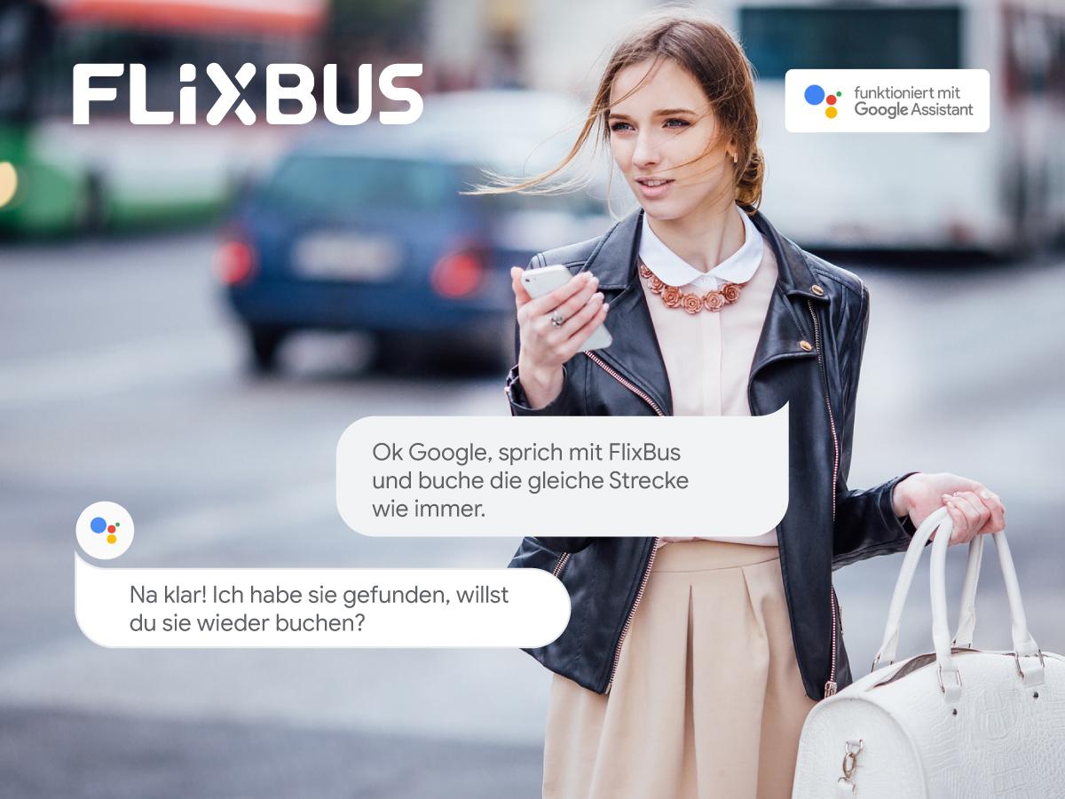 5€ Coupon ohne MBW für Flixbus/train bei Buchung via Google Assistant (FREEBIE möglich)