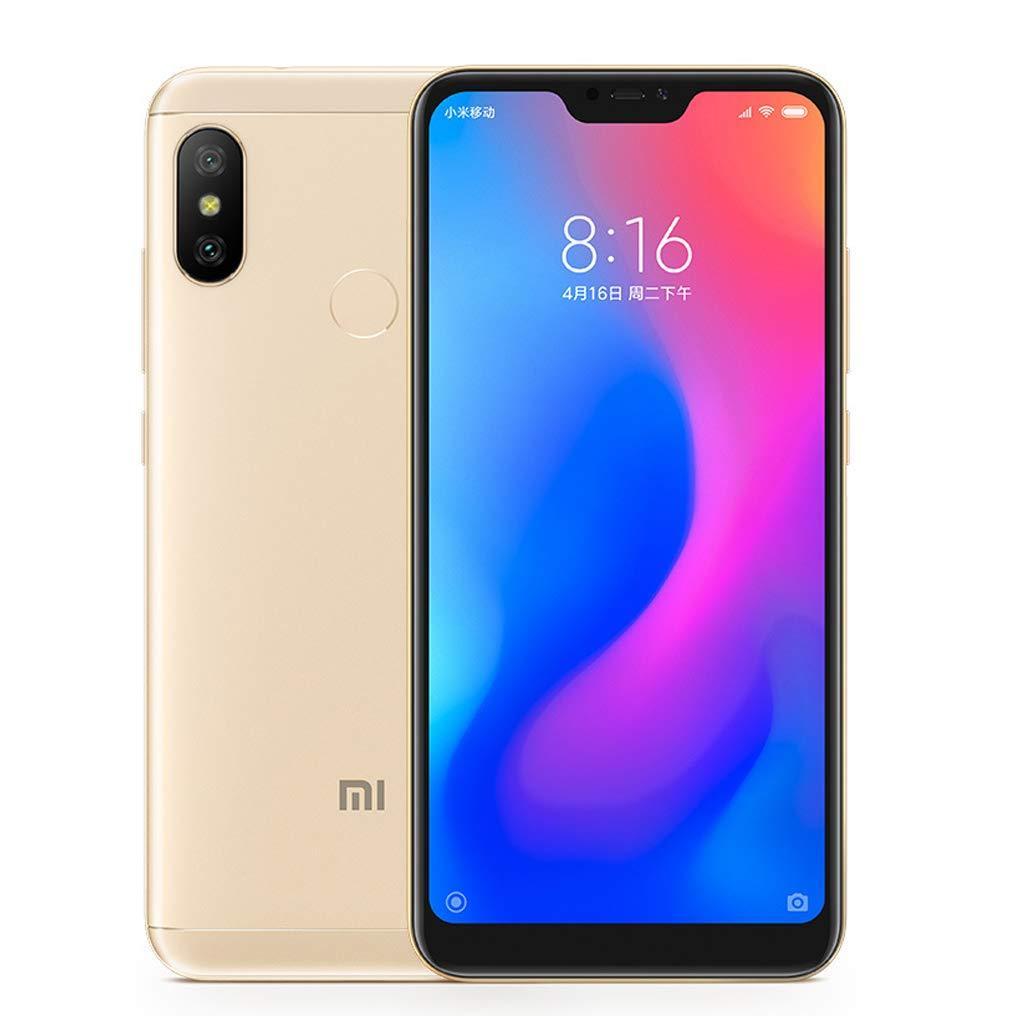 Xiaomi Mi A2 Lite 64/4GB - Snapdragon 625 - 12MP/5MP - 4000mAh Akku - Triple Slot | Versand aus DE in Gold