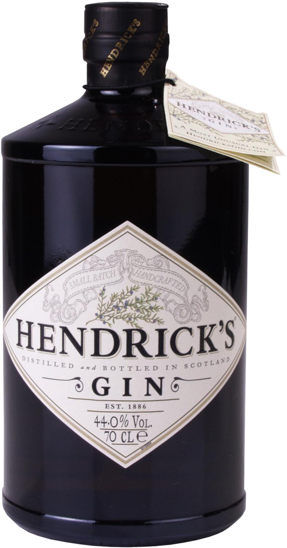 Hendrick's Gin 44% 0,7l - schottischer Dry Gin