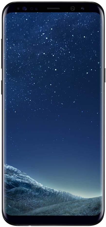 """Samsung Galaxy S8 64GB Schwarz - Amazon WHD - Zustand """"Gut"""""""