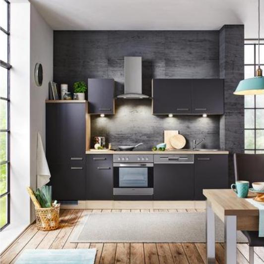 Küchenblock Milano 270cm für 244,30€ inkl. Versandkosten (Mömax)