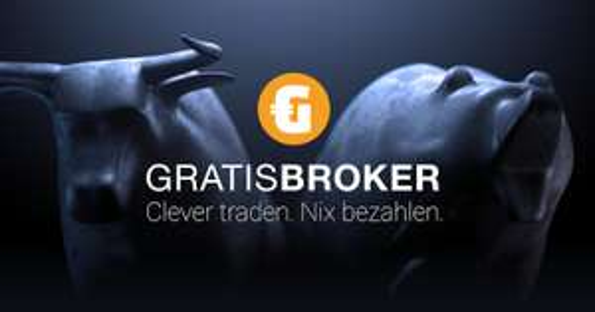 Gratisbroker.de - Gratis Traden + 40€ KwK Prämie für den Werber