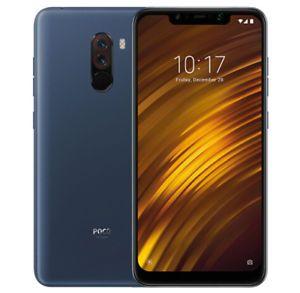 "Xiaomi POCOPHONE F1 6GB+128GB Snapdragon 845 6.18 ""Smartphone India Version with EU Plug Schwarz"