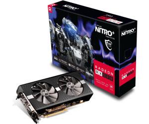 Sapphire Radeon RX 590 NITRO+ 8GB GDDR5 [Mastercard]