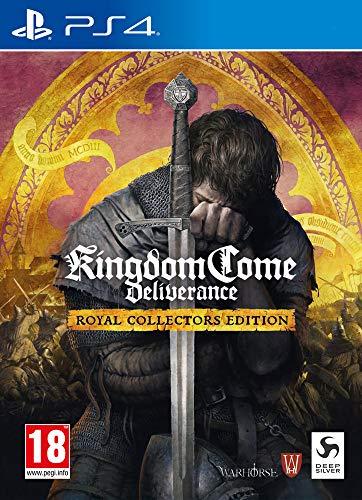 Kingdom Come Deliverance Royal Collector's Edition (PS4) für 40,47€ (Amazon FR)