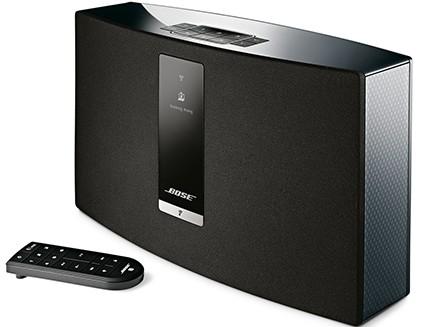 [EXPERT] BOSE SoundTouch 20 schwarz Multiroom-Lautsprecher (WLAN, Bluetooth, Alexa-kompatibel)