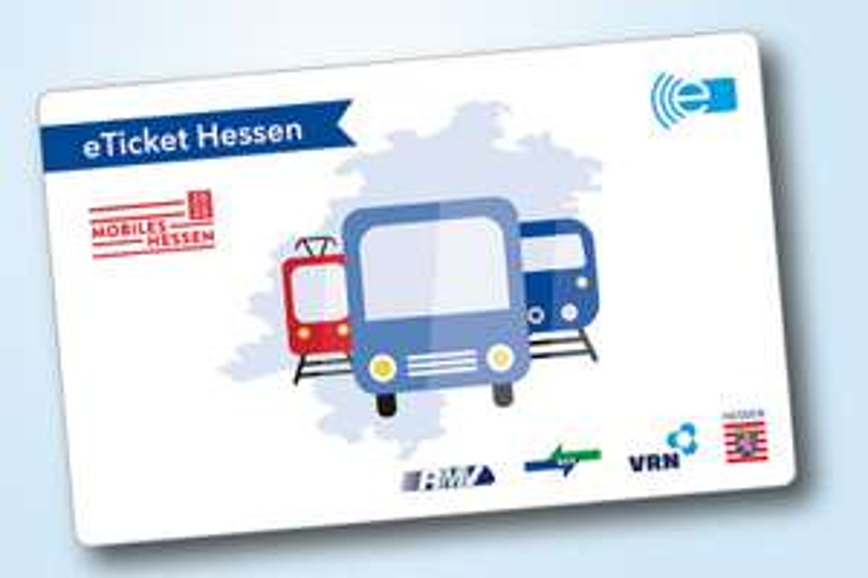 Seniorenticket Hessen 365€ im Jahr, Upgrade möglich!