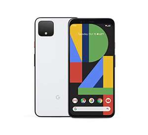 Google Pixel 4XL in Clearly White