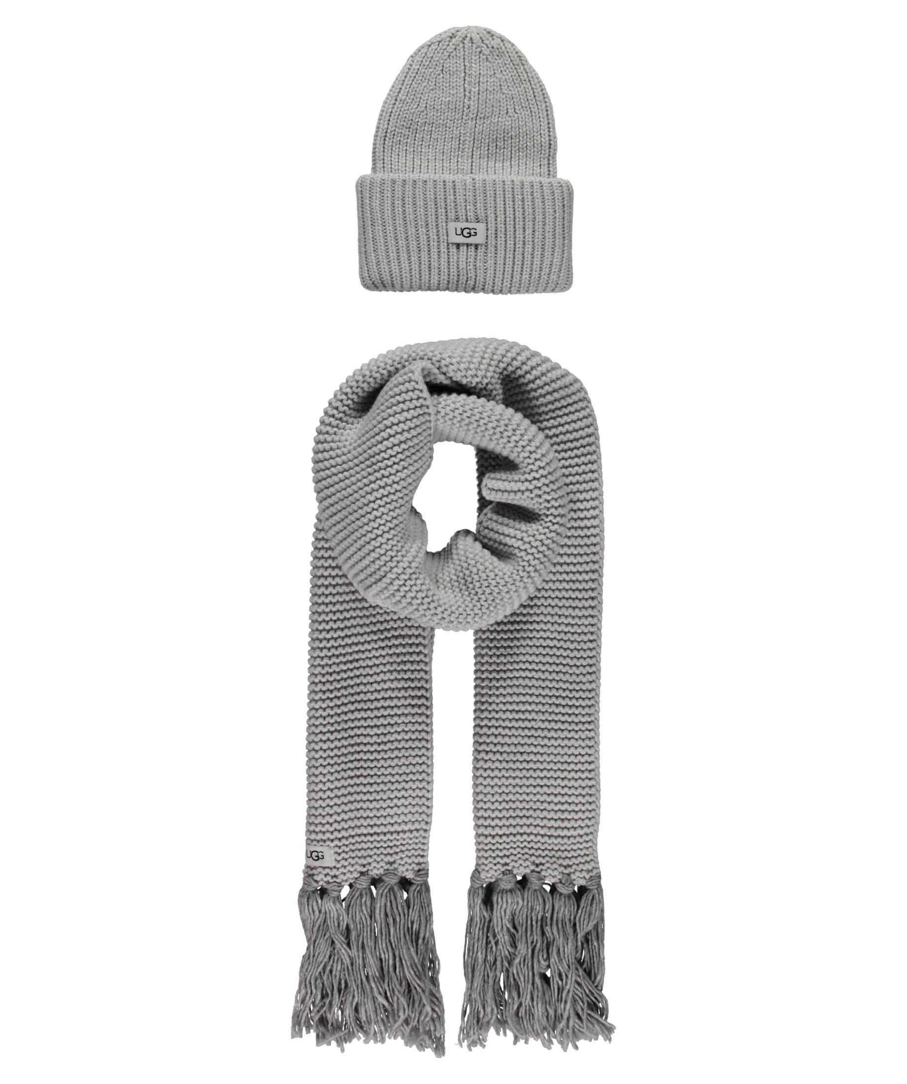 UGG Damen Schal + Mütze im Set nur 59,41€ statt 119,95€