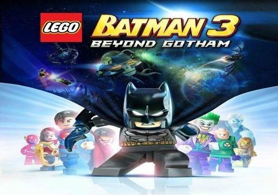LEGO: Batman 3 - Beyond Gotham (Steam)