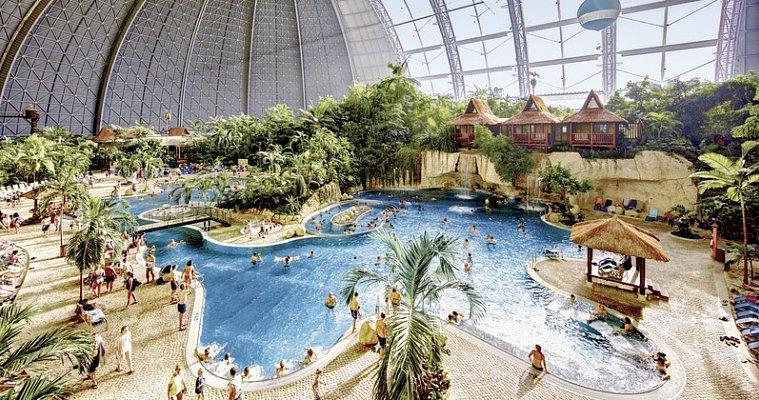 Tropical Islands & Hotel inkl. Früh. ab 70€ p.P. / FAMILIEN: Winterferien-Verfügbarkeit