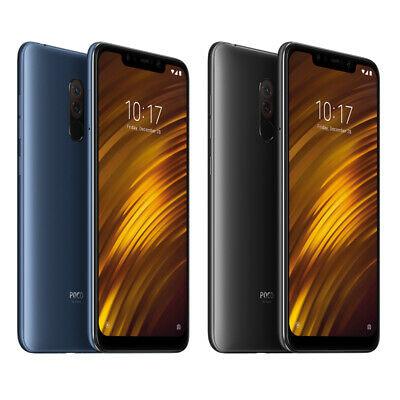 Xiaomi MI Pocophone F1 Smartphone 6+128GB Schwarz/Blau - Versand aus DE