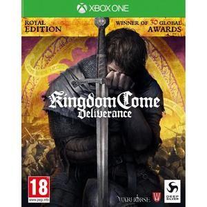 Kingdom Come: Deliverance Royal Edition (Xbox One & PC) für 20,98€ (Cdiscount)