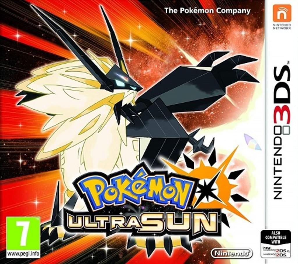 Pokémon: Ultrasonne (3DS) - Versand aus CH