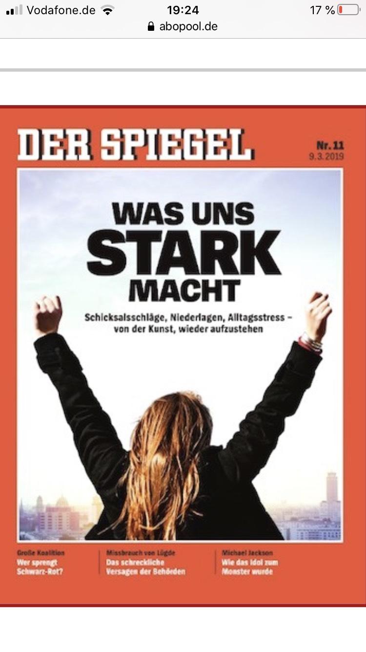 Der Spiegel 14 Monate bei Zahlung mit Bankeinzug, zudem 140€ Cashback