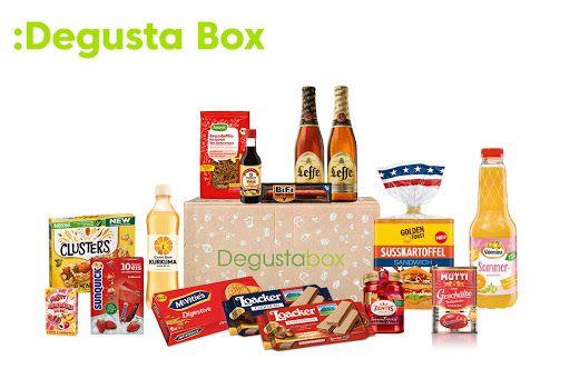 Degusta Box Lebensmittel-Lootbox