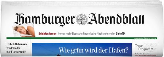 6 Wochen Hamburger Abendblatt Abo für 9.90€ - Keine Kündigung nötig